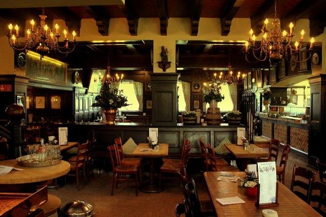 Café van brouwerij Schumacher