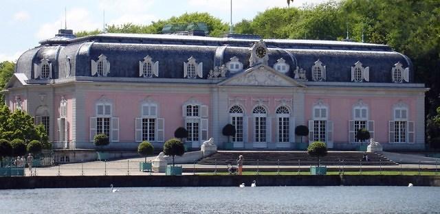 Het Museum Corps de Logis
