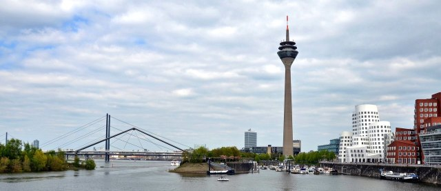 Een foto van Düsseldorf