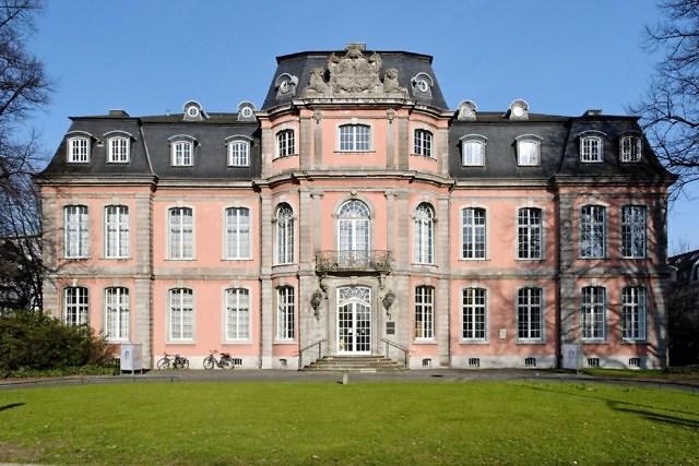 Het Goethe Museum van Düsseldorf