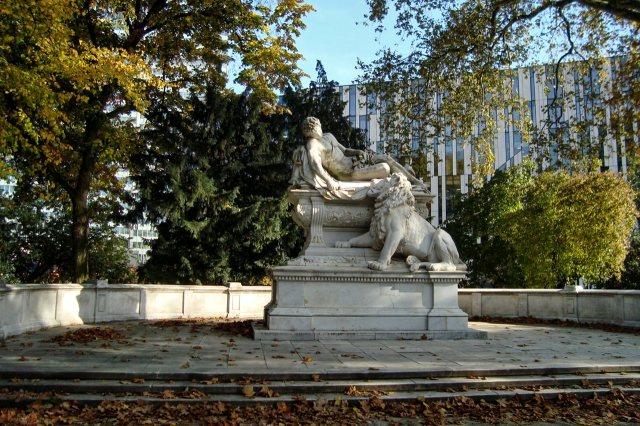 Kriegerdenkmal van Karl Hilgers