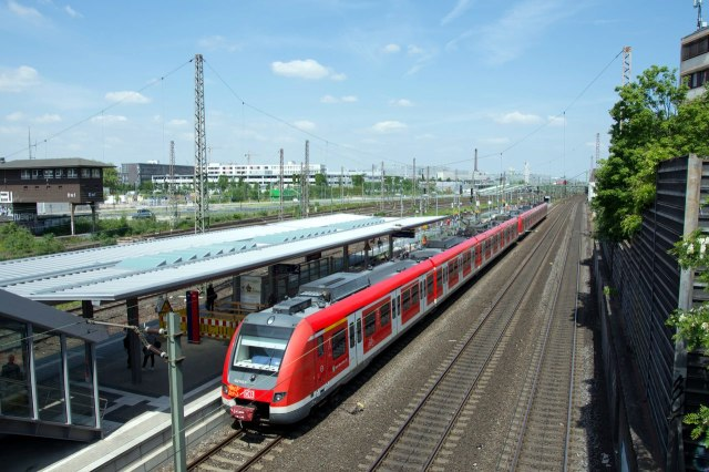 De S-Bahn van Düsseldorf