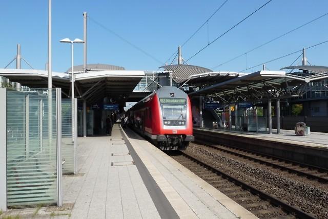 Bahnhof Düsseldorf Flughafen